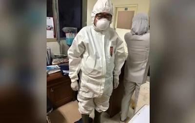 Media Asing Sorot dr Handoko Gunawan