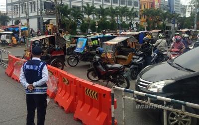 Pembatasan Mobilitas Orang dan Kendaraan Berlaku Sore Hingga Malam