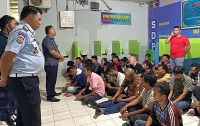 40 Warga Binaan Lapas Lubukpakam Dibebaskan
