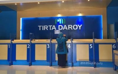 PDAM Tirta Daroy Diminta Berikan Diskon 50 Persen