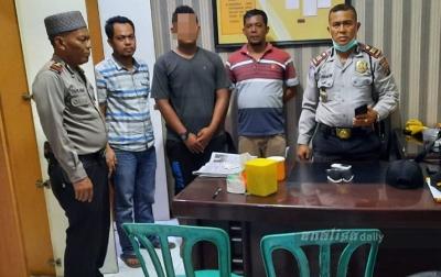 Pelaku Pungli Terhadap Sopir Truk Kembali Ditangkap Polisi