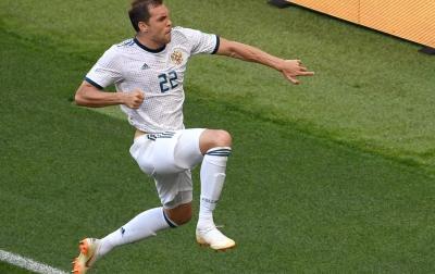 Dzyuba Desak Real Madrid Merekrutnya