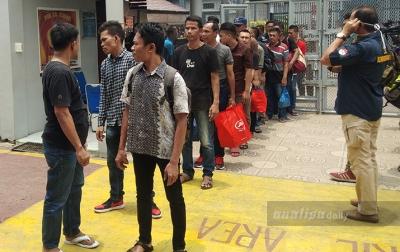 Cegah COVID-19, Sudah 3.004 Warga Binaan di Sumut Hirup Udara Bebas