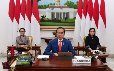 Jokowi: Napi Korupsi Tidak Dibebaskan Terkait Pandemi COVID-19