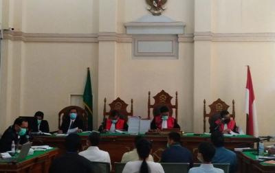 Sidang Eldin, Saksi Mengaku Aktif Minta Uang Kepada Kadis