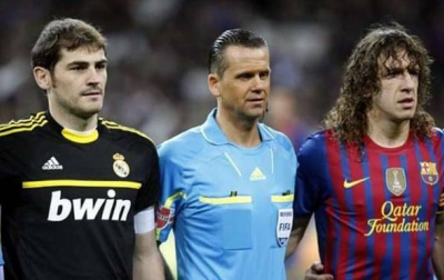 Casillas Ingin Legenda Barcelona dan Real Madrid Bertanding