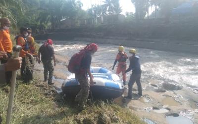 Tim SAR Lakukan Dua Metode Pencarian Orang Hilang di Sungai Sibiru-biru