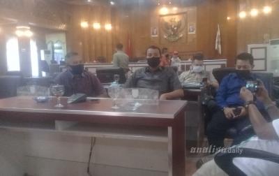 Bupati Asahan Tak Hadir, RDP Membahas Covid-19 Diundur
