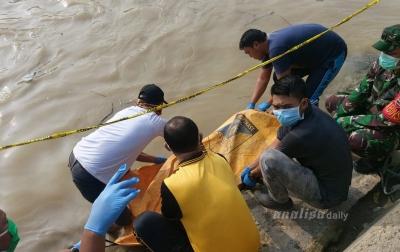 Jasad Pelajar Hanyut di Sungai Blumei Ditemukan Mengapung