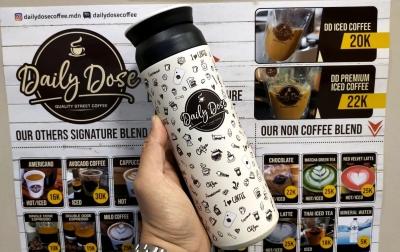 Nikmati Paket Hemat dan Promosi Bersama Daily Dose Coffee