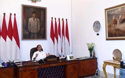 Jokowi Minta Pelaksanaan PSBB Dievaluasi