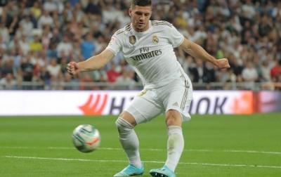 Madrid Rela Melepas Jovic Demi Fabian Ruiz