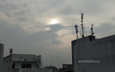 Pantauan Hilal Ramadan di Medan Terhalang Cuaca Mendung