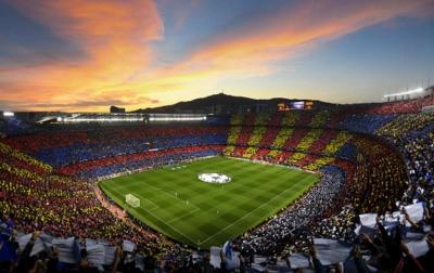 Barcelona Menjual Nama Stadion Untuk Perangi Covid-19