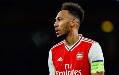 Kondisi Keuangan Terdampak COVID-19, Arsenal Pertimbangkan Jual Aubameyang