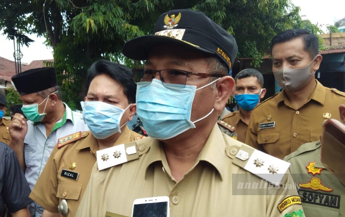 Akhyar: Waspadai Orang Tak Pakai Masker
