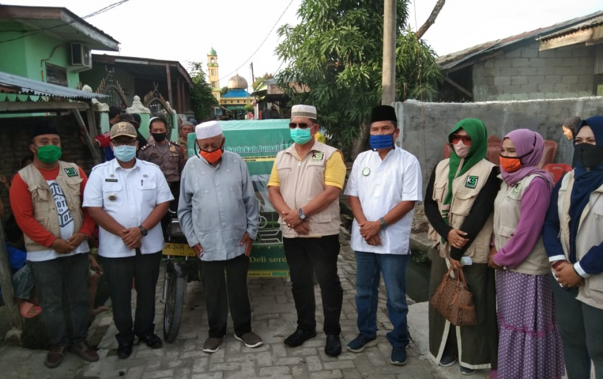 Darman Hasibuan Kehilangan Betor, KSJ Berikan Penggantinya