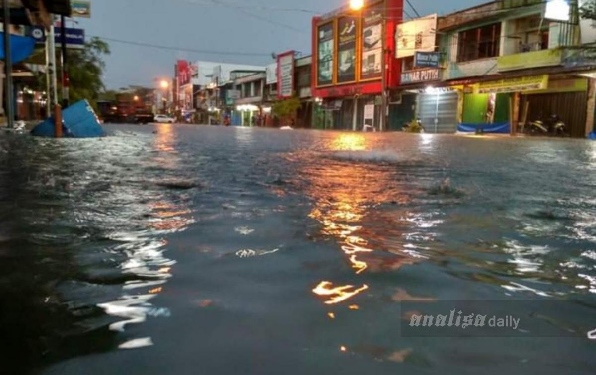 Banda Aceh dan Aceh Besar Dikepung Banjir