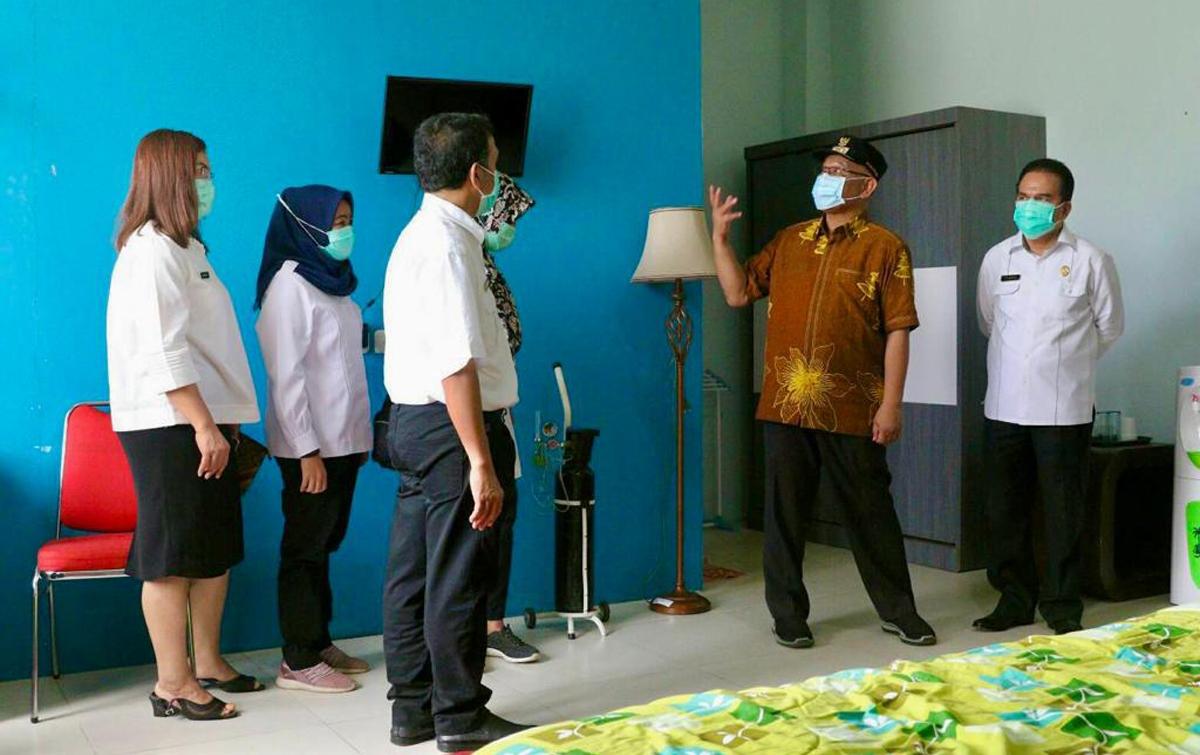 Pemko Medan Siapkan 250 Kamar untuk Isolasi Rumah