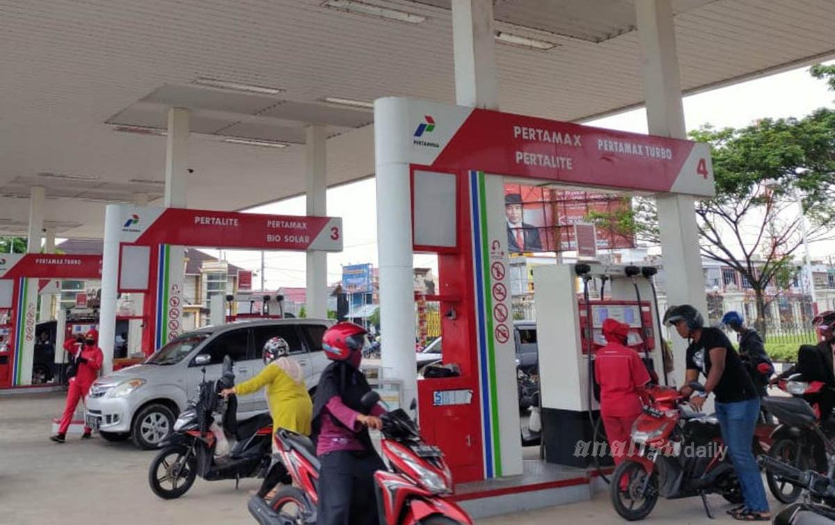 Konsumsi BBM dan Elpiji di Aceh Saat Lebaran Meningkat