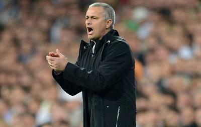 Kekesalan Mourinho yang Membuatnya Menangis