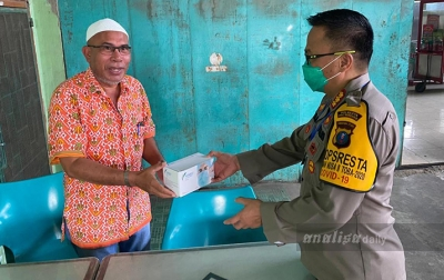 Kapolresta Deliserdang Silaturahmi dengan Tokoh Masyarakat