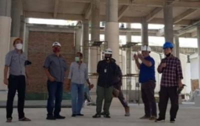 Masjid Agung Medan Diharapkan Beroperasi Mulai Idul Adha Tahun Ini