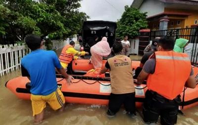 BNPB: 1.200 Lebih Bencana Terjadi di Indonesia, Meninggal Dunia 172 Orang