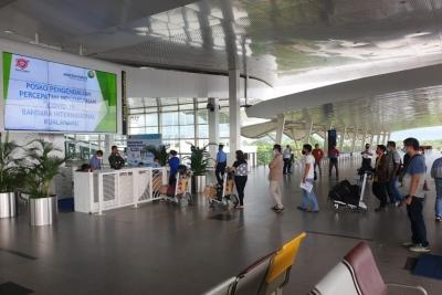 Bandara Kualanamu Terapkan Prosedur Baru Terhadap Penumpang