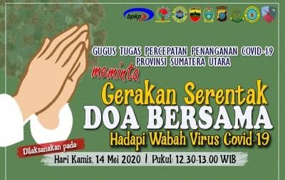 Doa Bersama Hadapi Wabah COVID-19