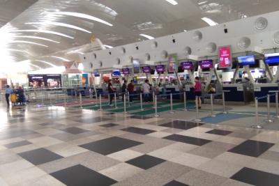 Pandemi Covid-19, Pesawat Lion Air Grup Terbang Perdana di Bandara Kualanamu