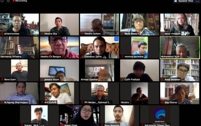 Pewarta Foto Indonesia Resmi Menjadi Konstituen Dewan Pers