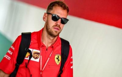 Putus Kontrak Dengan Ferrari, Vettel: Bukan Soal Uang