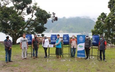 Regal Springs Indonesia Serahkan Bantuan Covid-19