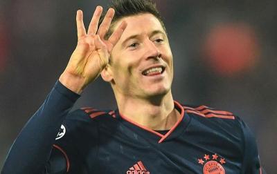 Striker Terbaik Dunia Versi Lewandowski, Bukan Ronaldo Atau Messi