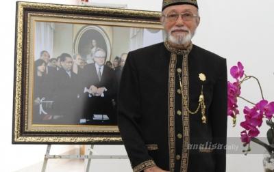 Wali Nanggroe Aceh Sampaikan Pesan Akhir Ramadan