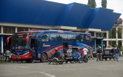 Dirlantas: Angkutan Umum Dilarang Masuk Aceh