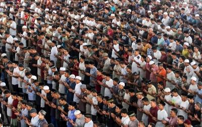 Salat Idul Fitri di Aceh Diminta Terapkan Protokol Kesehatan