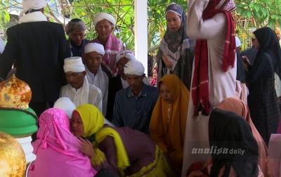Jemaah Naqsabandiyah Rayakan Idul Fitri 1441 Hijriah Pada Hari Ini