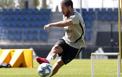 Martinez Yakin Eden Hazard Bisa Menangkan Ballon d'Or