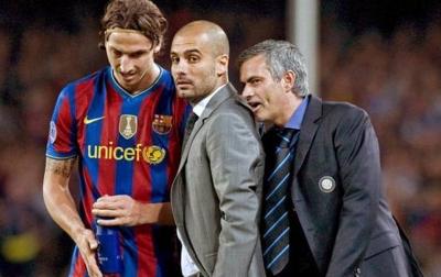 Bisikan Mourinho Pada Guardiola: Jangan Memulai Pesta, Permainan Belum Selesai
