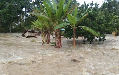 Sejumlah Wilayah di Indonesia Dilanda Banjir, Ratusan Keluarga Terdampak