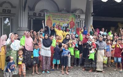 Yayasan Indonesia Maju Berkarya Bantu Warga Terdampak Corona
