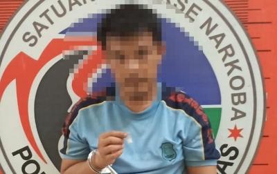 Simpan Sabu, Oknum Petugas Lapas Sibuhuan Ditangkap