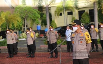 Kapolda: Meski Aceh Terendah Kasus Covid-19, Tetap Patuhi Protokol Kesehatan
