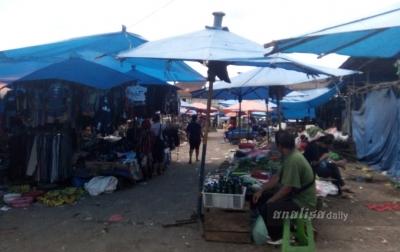 Panas Tinggi, Pedagang di Sidikalang Dilarikan ke Rumah Sakit