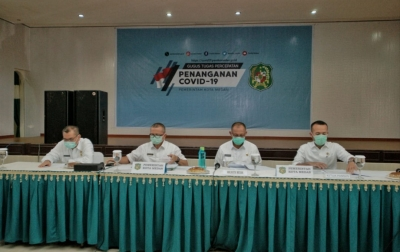 Kota Medan Siap Laksanakan New Normal