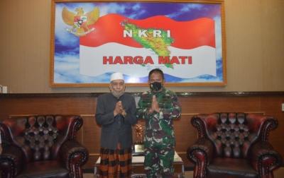 Pangdam IM Siap Dukung Ulama Aceh