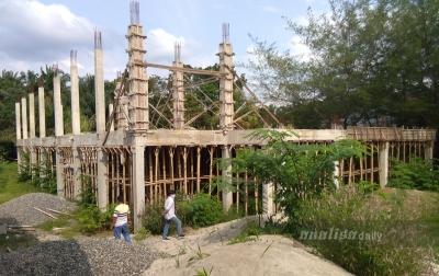 Pembangunan Puskesmas Bangun Purba, Kadinkes: Pemborongnya Lari