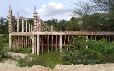 Pembangunan Puskesmas Mangkrak, Penegak Hukum Diminta Usut Tuntas